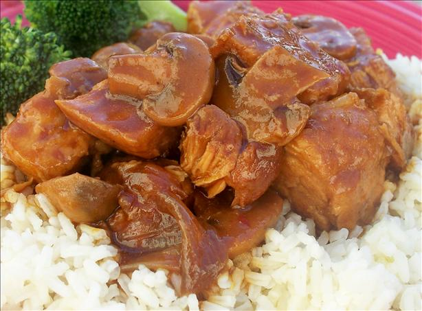 Sweet N Sour Crock Pot Pork