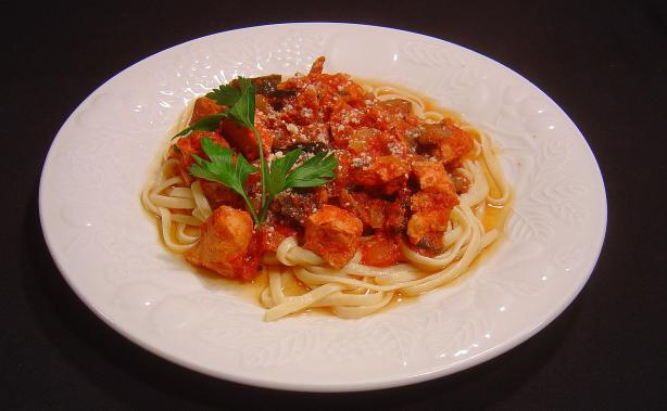 Chicken Cacciatore Ww Style (Crock Pot)