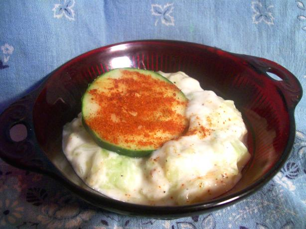 Cucumber Raita, Super Simple, Quick and Easy.