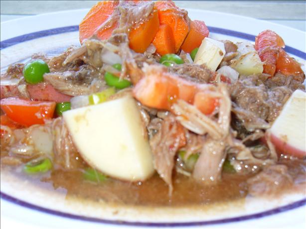 Sunday's Lamb Stew! (Crock Pot)
