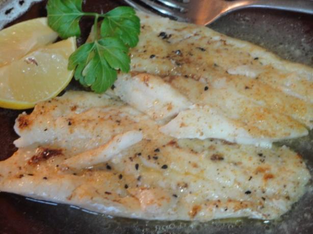 Tippys Amazing Broiled Haddock
