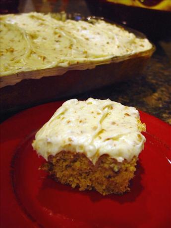 Italian Cream Cake (old family recipe)
