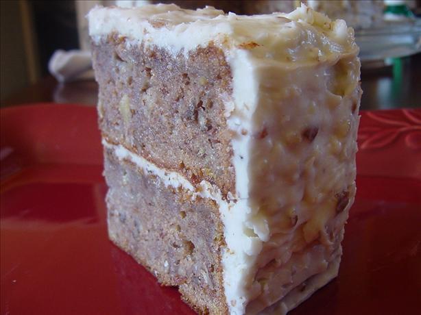 Aunt Darlene's Cream Cheese Frosting