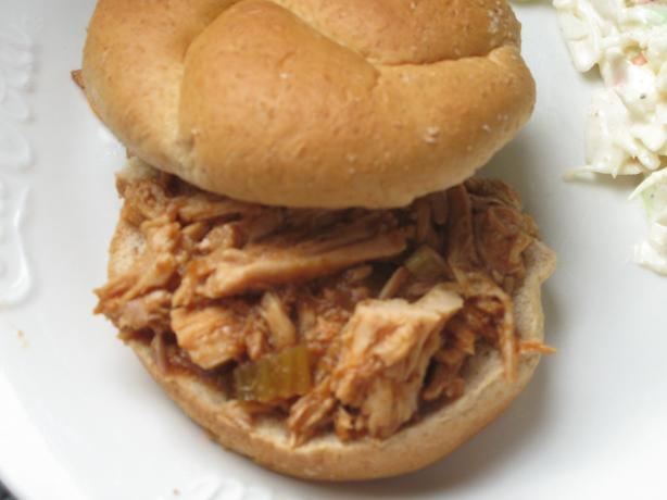 Tangy BBQ Pork Roast (Crock Pot)