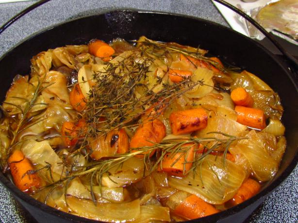 Pioneer Woman's Perfect Pot Roast