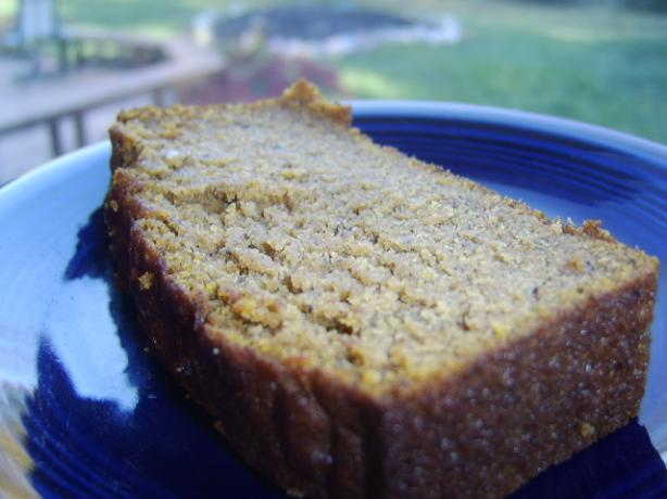 Whole Grain Pumpkin-Banana Bread