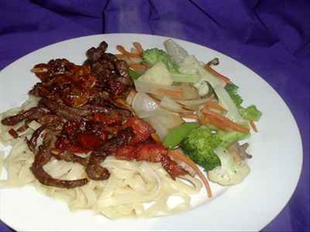 Ketjap Manis Plus Stir Fry Beef