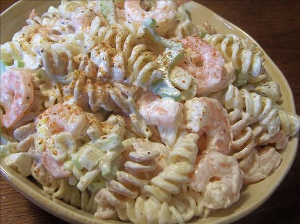 Simple Shrimp Salad
