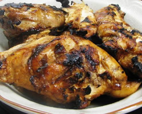 Honey Tequila Lime Chicken