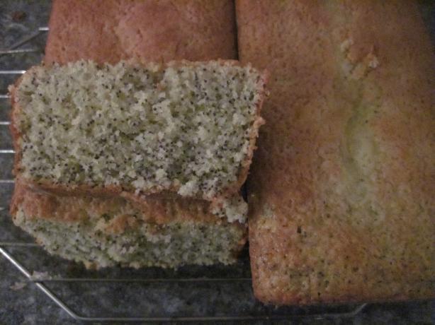Grandma's Mini Lemon Breads