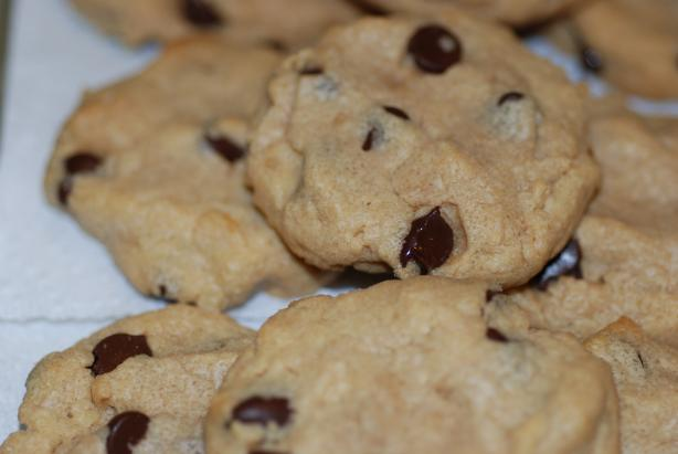 Peanut Butter-Oatmeal-Chocolate Chip Cookies