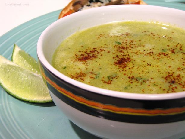 Sopa De Elote (Mexican Corn Soup)