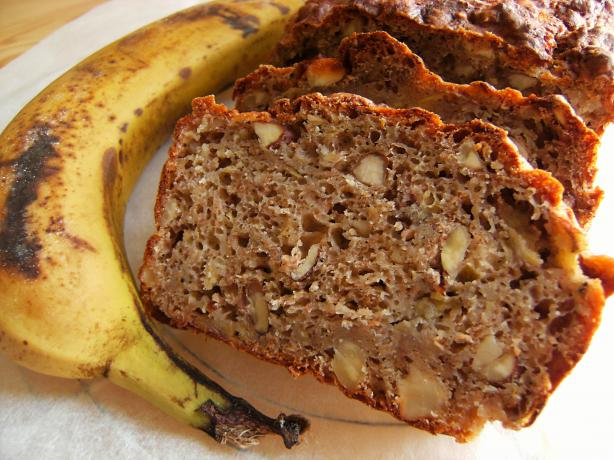 Banana Walnut Bread