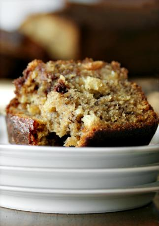Easy Banana Bread - Chocolate Nut