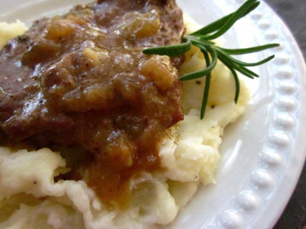 Swiss Steak With Brown Gravy