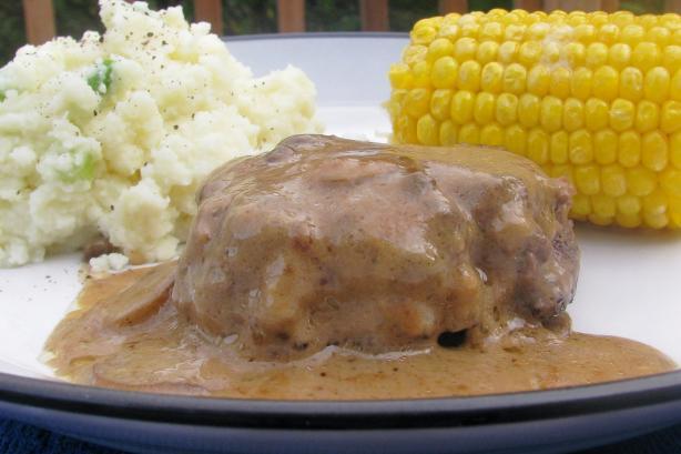 Salisbury Steak Gravy