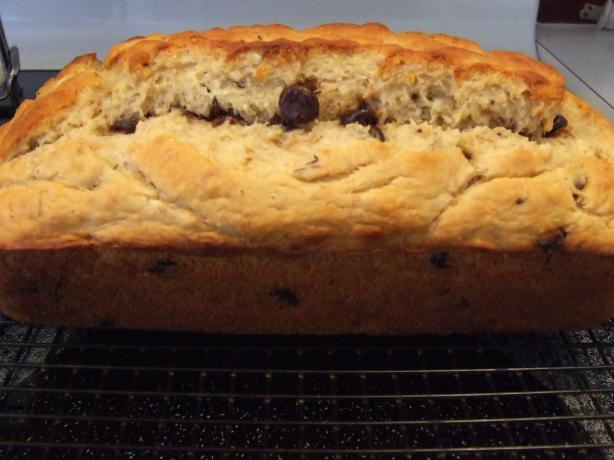 Bisquick® Chocolate Chip-Banana Bread