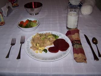 Chicken Fried Rice II