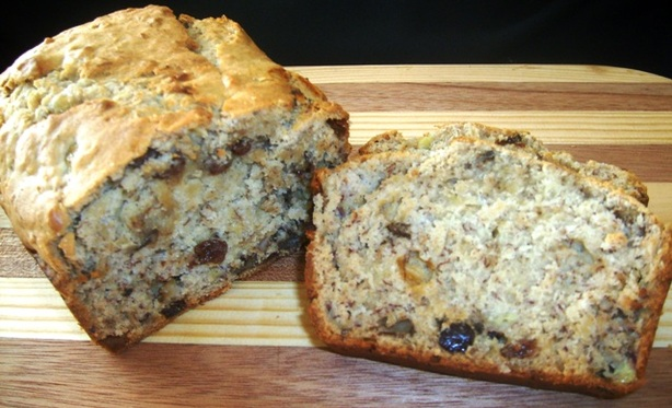 Banana-Walnut Loaf