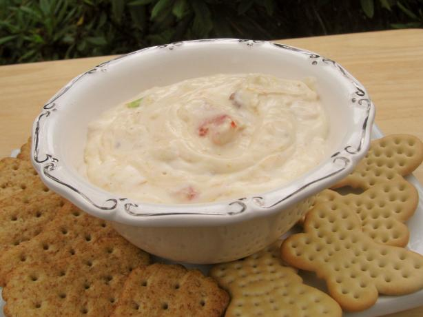 Scrumptious Hot Cheesy Bacon Dip