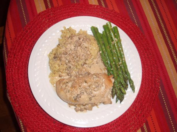 Chicken in a Balsamic Dijon Sauce