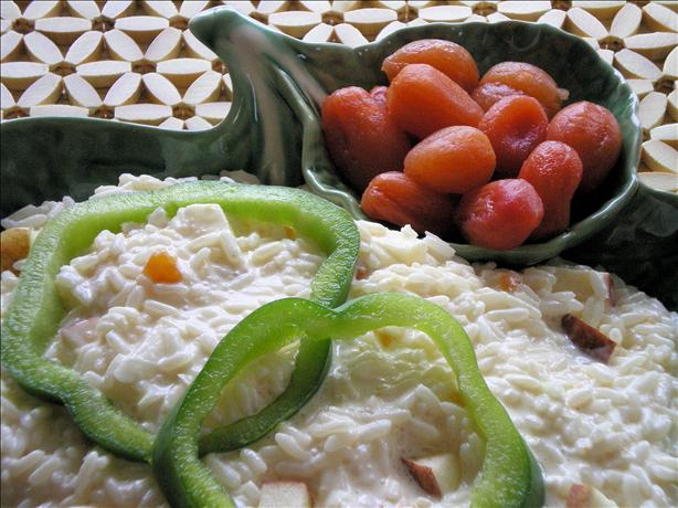 Sweet Rice Salad