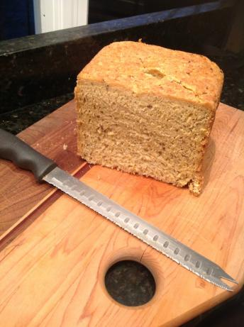 Pumpkin Wheat Multigrain Bread (Abm & Vegan)