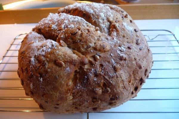 Seed & Spelt Bread Abm