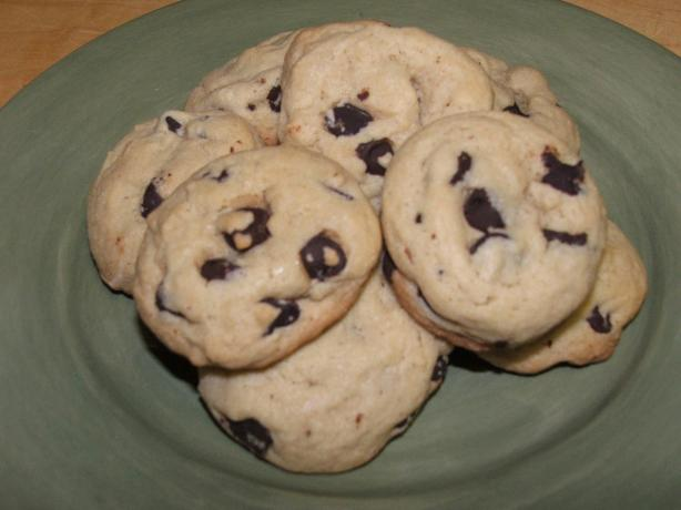 Greeny's Chewy Chocolate Chip Cookies
