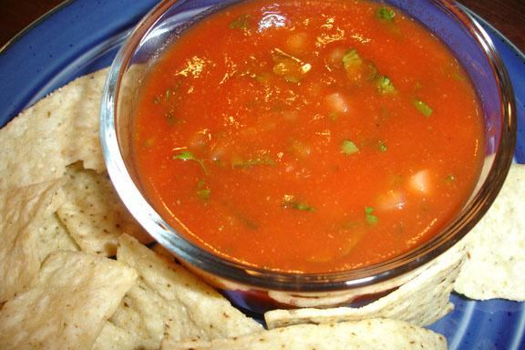 Quick Hot Salsa