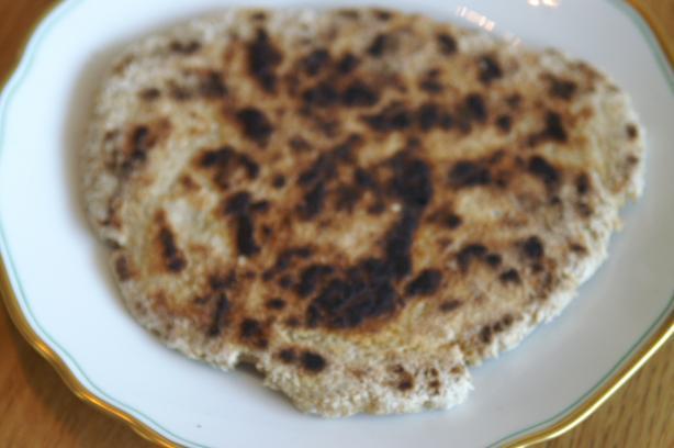 Aayi's Jowar/Jolad Roti (Gluten Free Indian Flat Bread)