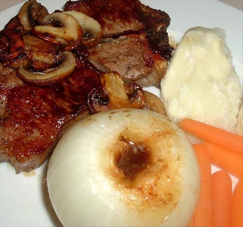 Oven-Baked Walla Walla Sweets (Onion)
