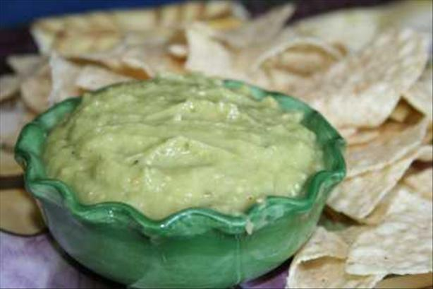 Rock & Roll Avocado Dip