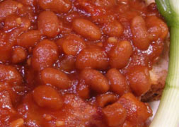 Easy Delicious Baked Beans