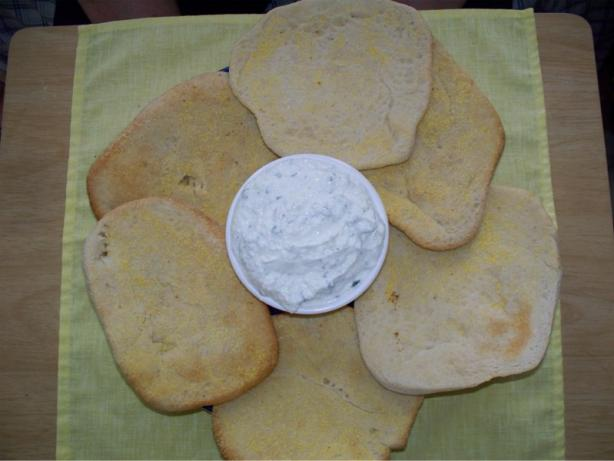 Carol's Easy Pita Bread