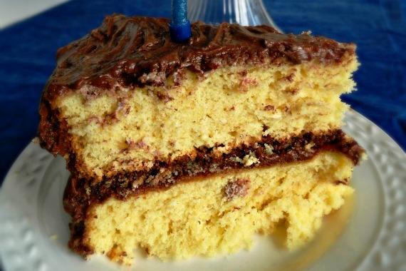 Homemade Yellow Cake and Variations