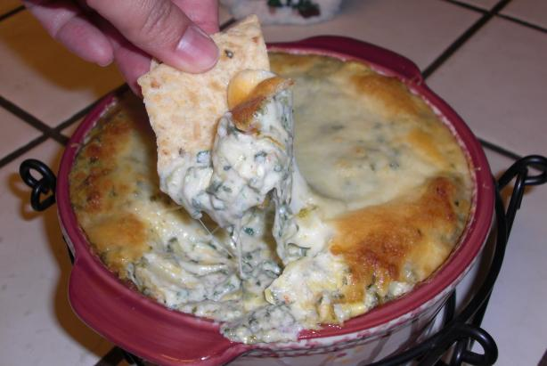 Ilene's Hot Spinach and Artichoke Dip