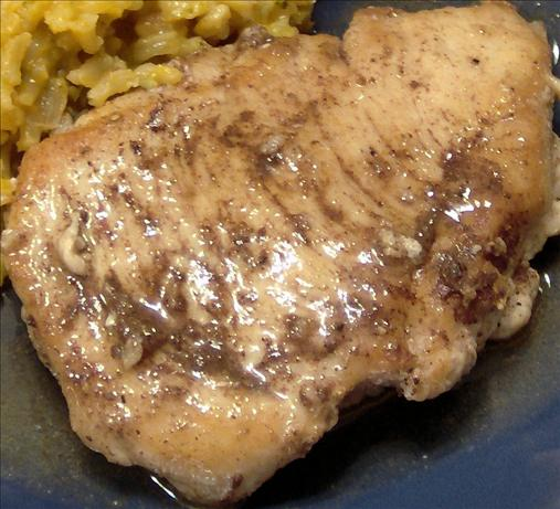 Sweet Spiced Chicken Breasts