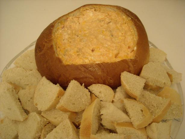 "Yummy Cheese "" Bowl "" Dip"