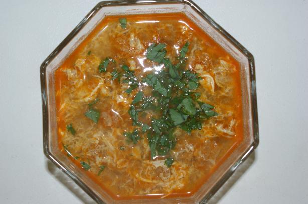 Castilian Garlic Soup - Sopa De Ajo