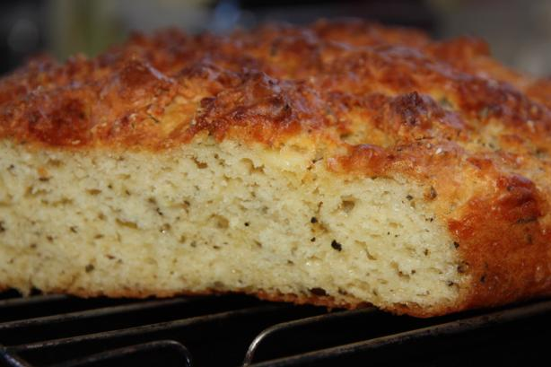 Herb & Cheese Quick Bread