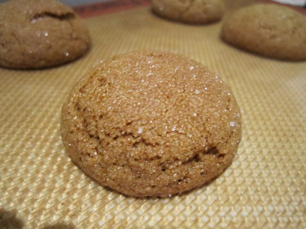 Heavenly Scented Soft Ginger Cookies