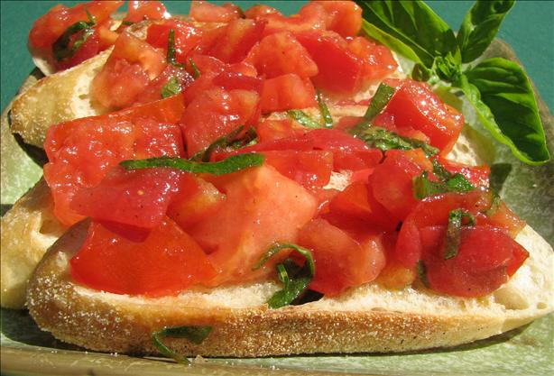Mary Helen's Bruschetta Di Pomodori