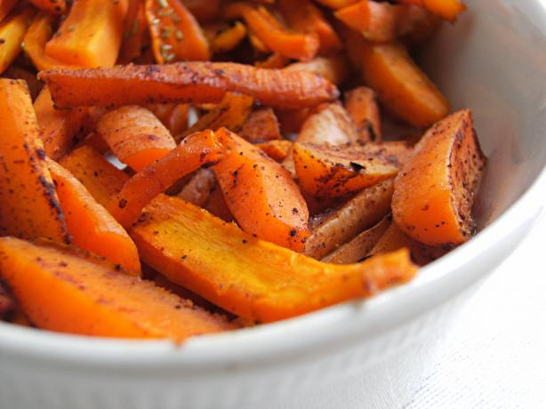 Honey Roasted Carrots - Variations