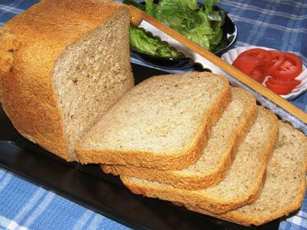 Healthy Herbed Bread for the Bread Machine