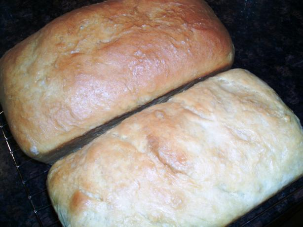 Basic Soft White Sandwich Loaf Bread