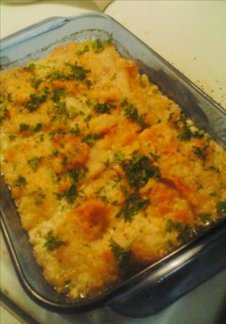 Lemon Baked Fish Fillets