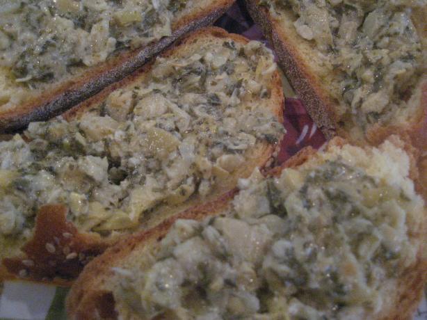 Crock Pot Shrimp and Artichoke Dip or Crab and Artichoke Dip
