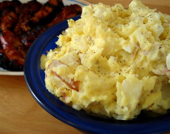 Warm (Or Cold) Potato Salad