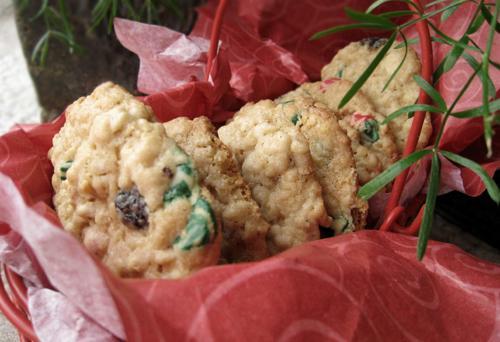 Cake Mix Oatmeal Raisin Cookies